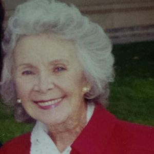 Mrs Martha Evangeline Jones Obituary Photo