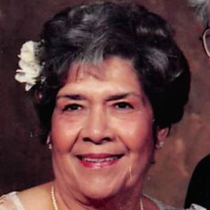 Maria De Refugio Trevino Obituary Photo