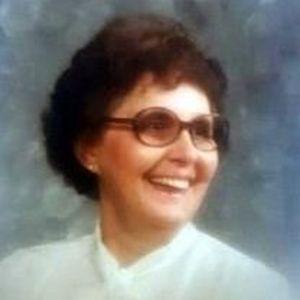 Bonnie Flora Brown Stegall