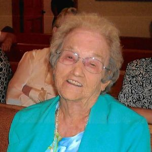 Vergie Hyder Obituary Photo