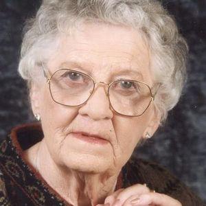 Pauline Edna Hayes