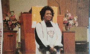 Rev. Doris W Ashton