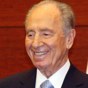 Shimon Peres Obituary Photo