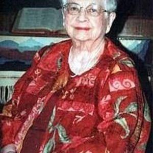 Irene Margaret Bradley