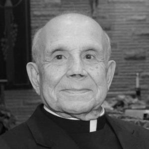 Rev. Rudolph V. Carchidi, C.S.C.