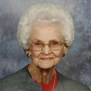 Margaret Webb Greene Obituary Photo