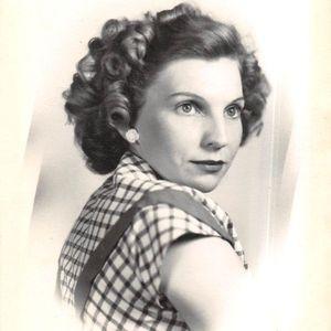 Vivian Irene Olsaver Obituary Photo