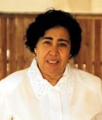 Esther Leon obituary photo
