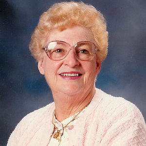 Mary Dec Thellen Obituary Photo