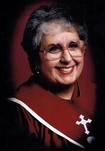 Mary Balalis Manis obituary photo