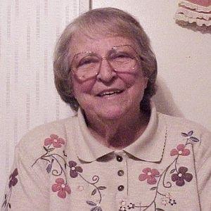 Jeanette Mussachia Aliff Obituary Photo