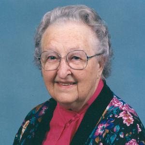 Helen M.  Parsons Obituary Photo