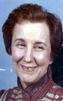Edith Mills obituary photo