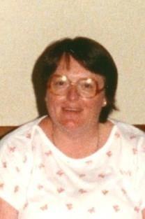 Barbara Vann Gallagher obituary photo