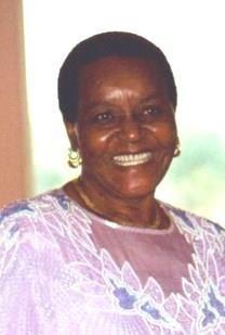 Mazie Leta Blagrove obituary photo