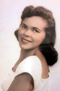 Jacqueline Harvey Garrett obituary photo