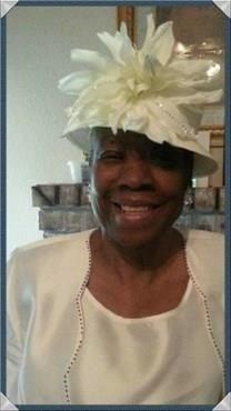 Ocie Mae Williams obituary photo