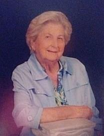 Rebecca M. Hooker obituary photo