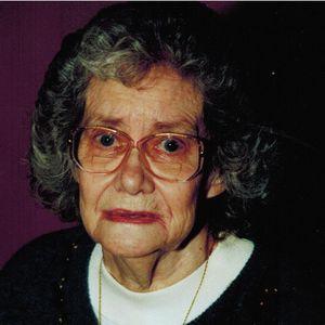 Elnora Mae Hinrichs