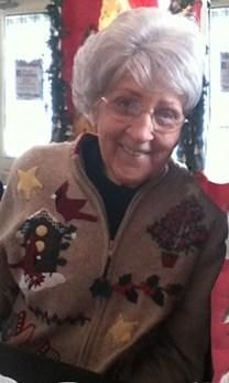 Betty Jane Welcome obituary photo