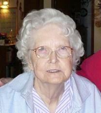 Mary Mildred Stadler obituary photo