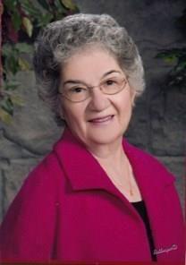 Evangeline R. Struck obituary photo