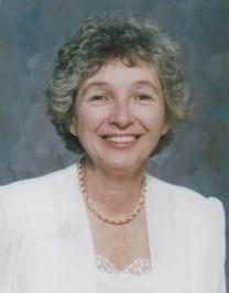 Betty Hudson obituary photo