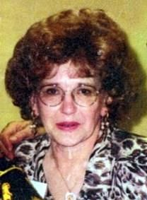 Shirley Ann Summers obituary photo