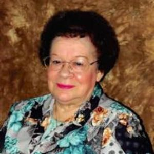Ruth Mary Young Obituary Photo