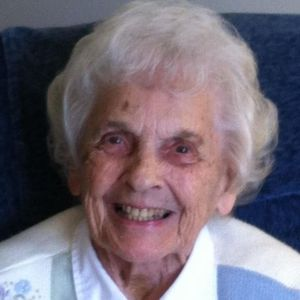 Betty Richardson Obituary Photo
