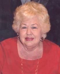 Linda Burke Robertson obituary photo