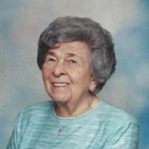 Doris Vezina Obituary Photo