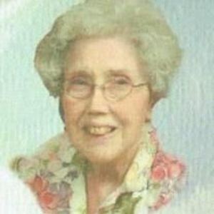 Dorothy Ellen Blessing