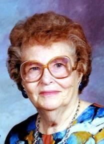 Gracie M. Swope obituary photo