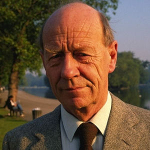 William Trevor Obituary Photo