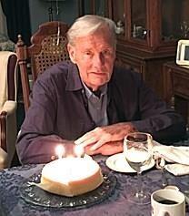 Gerard Tuckey obituary photo