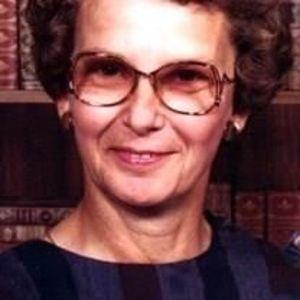 Ann Ruth Bradbury