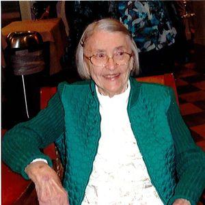 Marguerite Virginia Montgomery Obituary Photo
