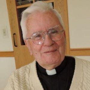 Rev. Edward M. Williams, O.M.I. Obituary Photo