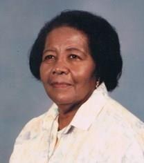 Eunice Charles obituary photo