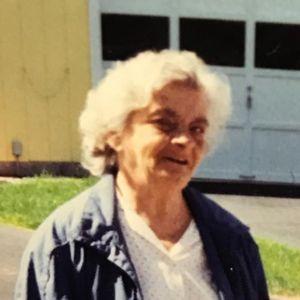 Geraldine R. Watts Obituary Photo