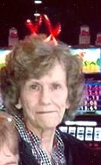Geraldine Burkwalt obituary photo