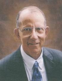 Robert Edward James obituary photo