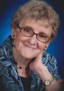 Hazel Viola Holmgard obituary photo
