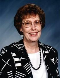 Betty Joan Maynes obituary photo