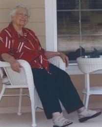Edith P. Lane obituary photo