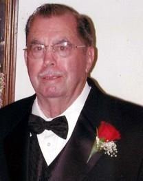 Robert Hutchison Carfrae obituary photo