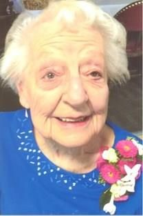Ethel Laura Nehls obituary photo