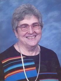 Mary Catherine Brown obituary photo