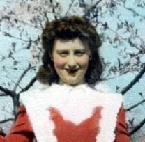 Alice Marie Wolfarth obituary photo